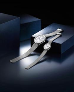 Pub prise de vue ambiance montres Calvin Klein
